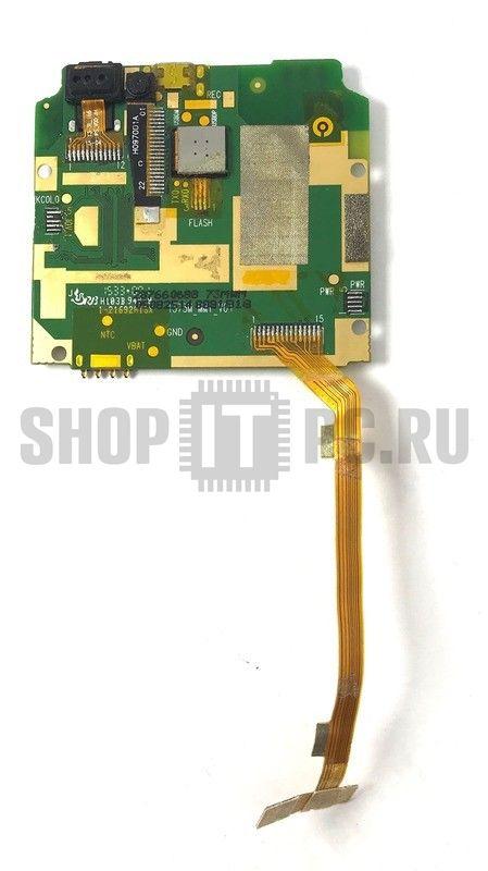 Системная плата DEXP Ixion ES2 5